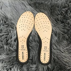 Geox Respira | Unisex Insole Inserts | Leather